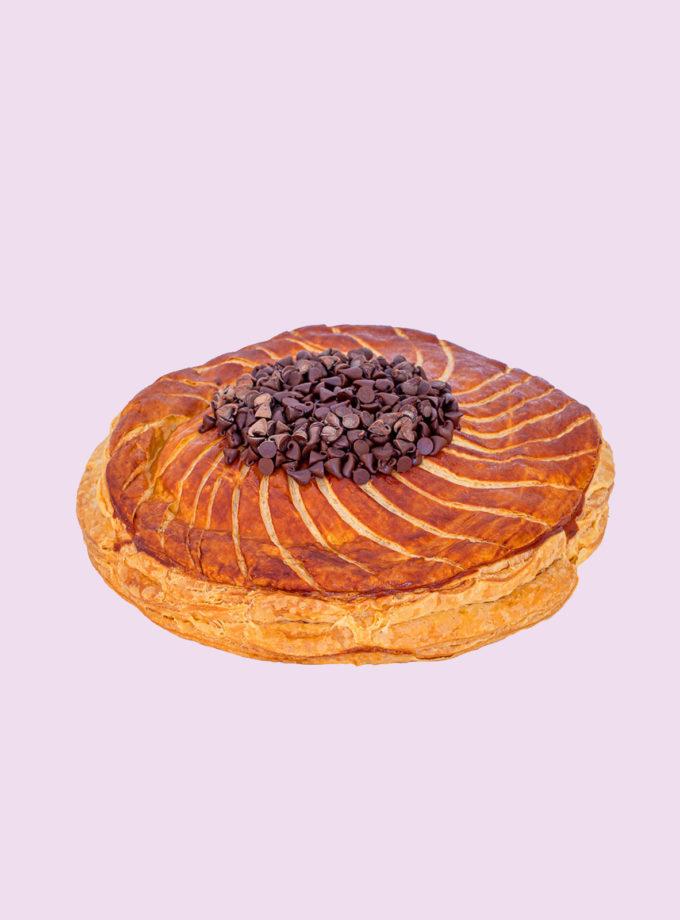galette des rois chocolat, ondes de choc, Craponne