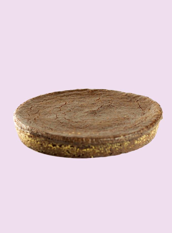 Gâteau des gones chocolat, ondes de choc, Craponne